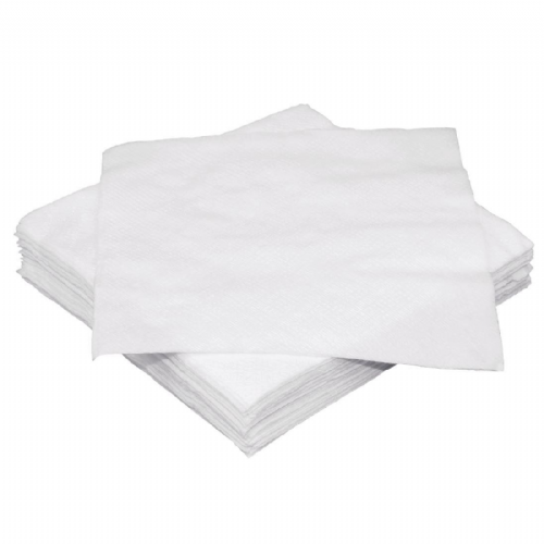 Fiesta White Cocktail Napkin 250mm pack of 2000 - CM560